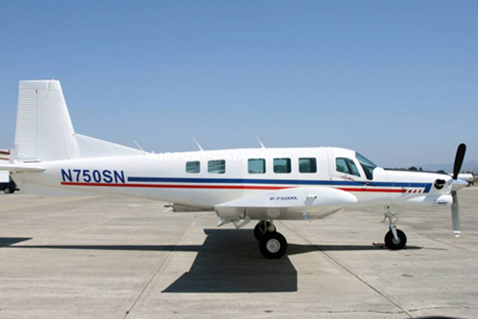 Pac-750XL1 aircraft for Chattanooga Skydiving Company